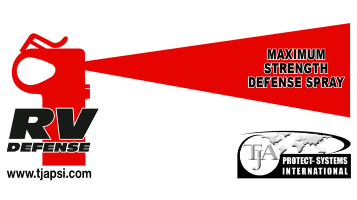 RV Defense- Maximum Strength Defense Spray